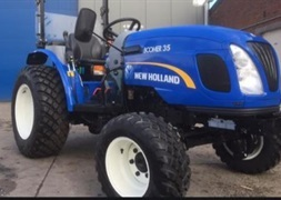 New Holland GARDEN PRO