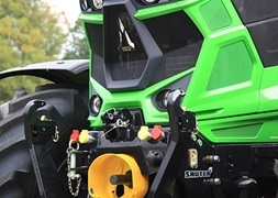 Sauter Frontlift DeutzFahr 615546165461754615561656175 TTV T4f