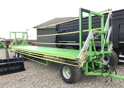 NOC Agro L12250 12m ballesikring med stropper