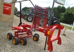 Fransgrd NYHED SR3900 M 6 Hjule  TILBUD
