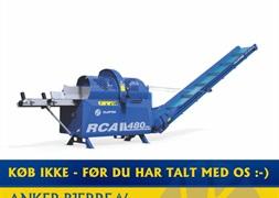 Tajfun RCA 480 JOY PLUS inkl 5 m svingbar transportr