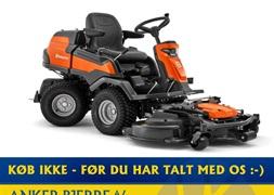 Husqvarna R 420TsX AWD Inkl 122 cm klippebord  klippeaggregat