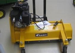Rammy Flailmower 120 ATV