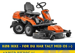 Husqvarna R 316TsX AWD Inkl 112 cm klippebord  klippeaggregat