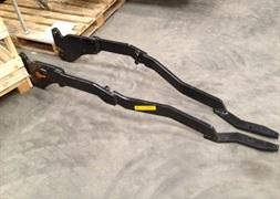 Hauer FS3 Sidevanger MF 3070 2WD