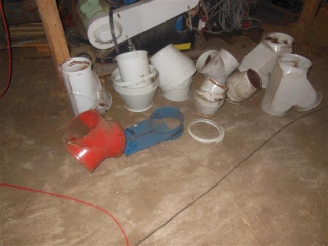 Kongskilde Kornrør,cykloner,renser,panser