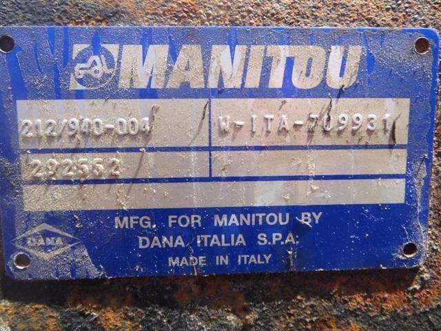 Manitou MLT 840-137 ELITE