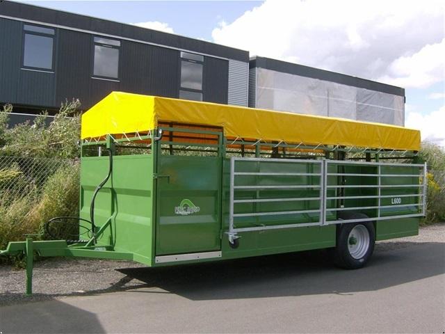 NOC Agro Kreaturvogn L6250