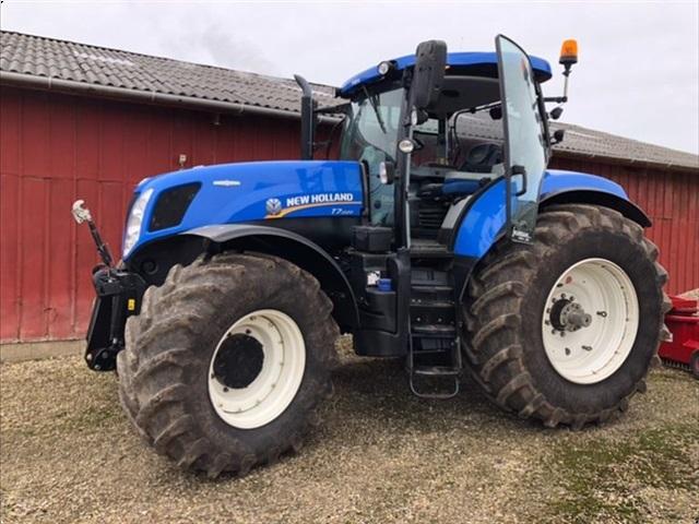 AGCO Traktorer købes