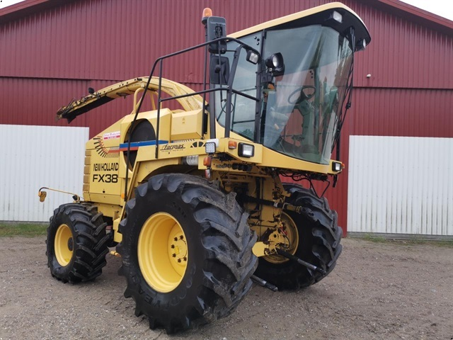 New Holland FX38 finsnitter
