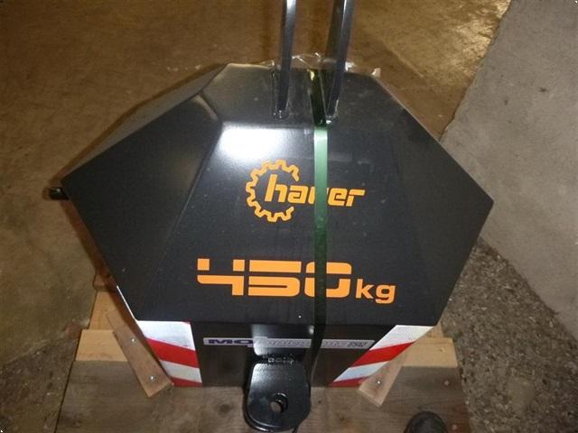 Hauer 450KG