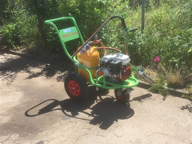 WeedControl Weedcontrol Air Trolley
