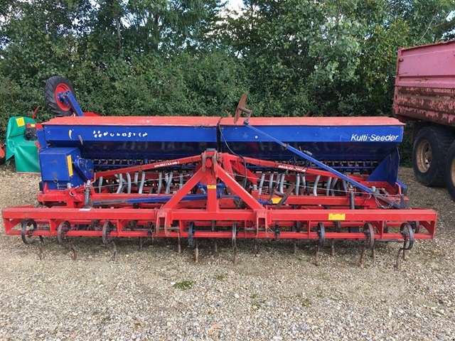 Doublet-Record Kulti Seeder 4m