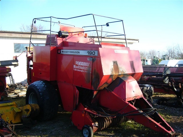Massey Ferguson 190 LB