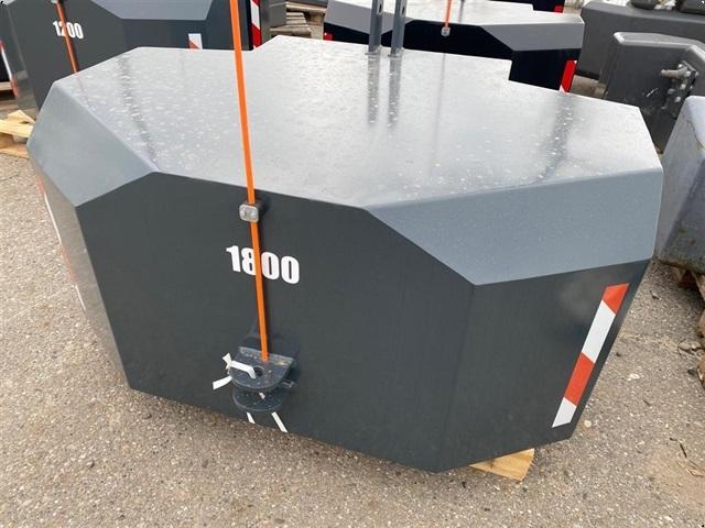 Fendt 1.800 kg. vægtklods