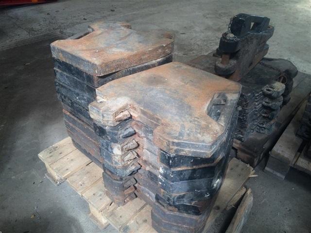 Massey Ferguson 45 kg 10 stk.