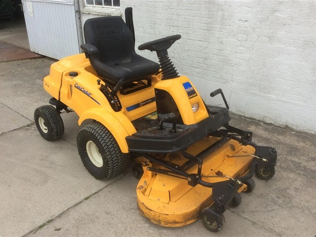 Cub Cadet Zero-turn klipper