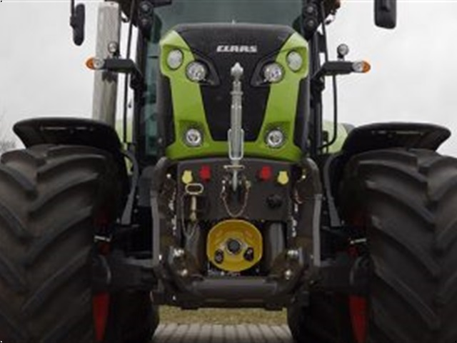Sauter Claas Axion