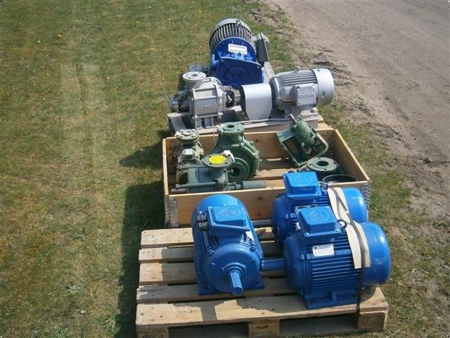 - - - Pumper-motorer-hydranter