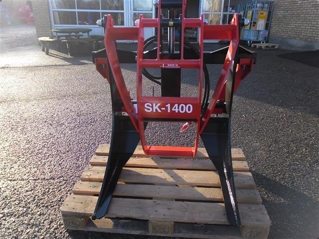 Fransgård SK-1400  Skovklo M/ Euro