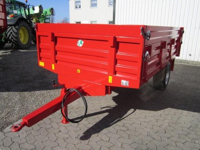 Tinaz 3,5 tons bagtipvogn