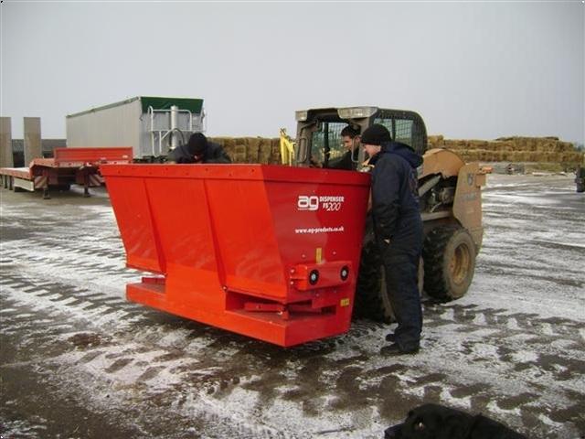 AG AG Dispenser FS200