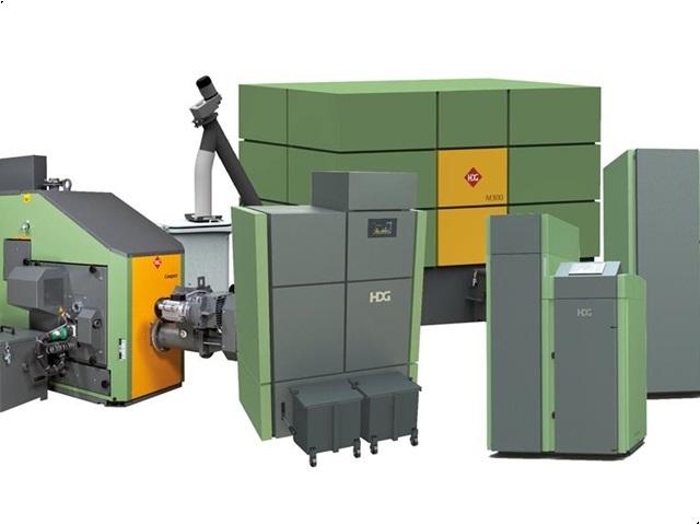 HDG 10 - 400 KW