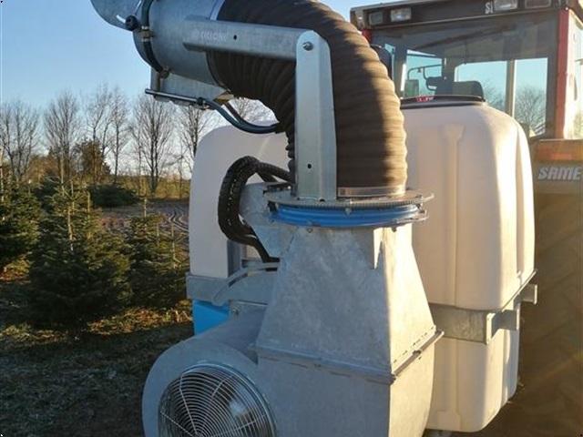 Scan-Sprayer 1000l. 55m Ciclone blæser