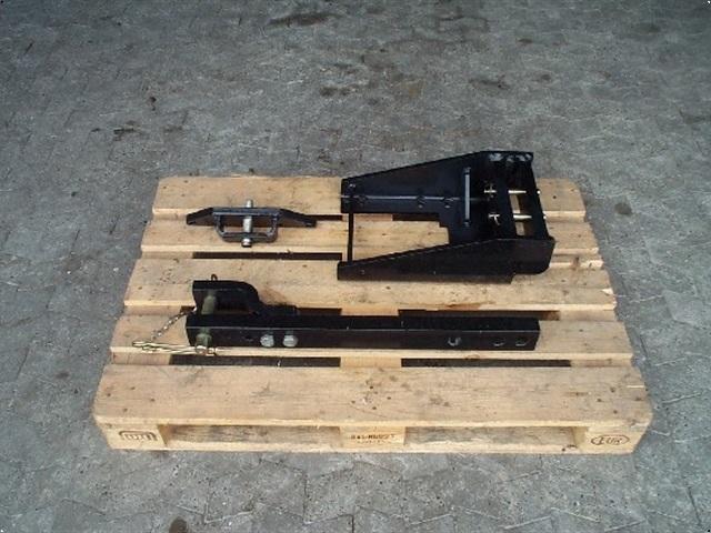 Case IH MXU serien trækbom m/ophæng