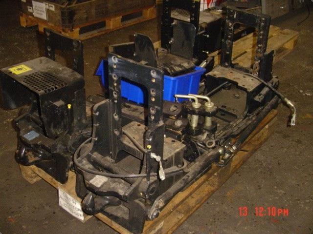 Case IH Auto hitch CS 78-94
