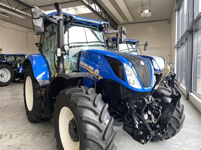 New Holland T6.160 Electro COMMAND