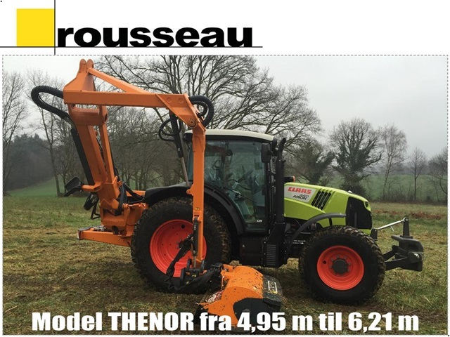 Rousseau THENOR
