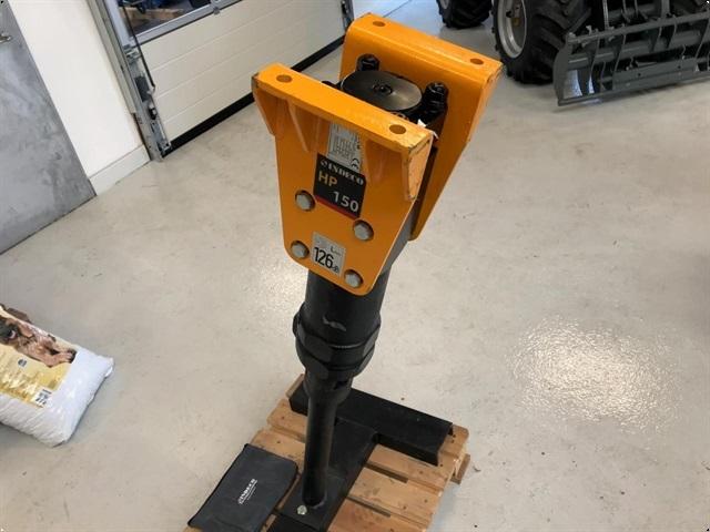 Indeco Hydr. hammer HP 150 FS HD
