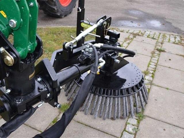 GreenTec BR 90 Asfalt & ukrudtsbørste