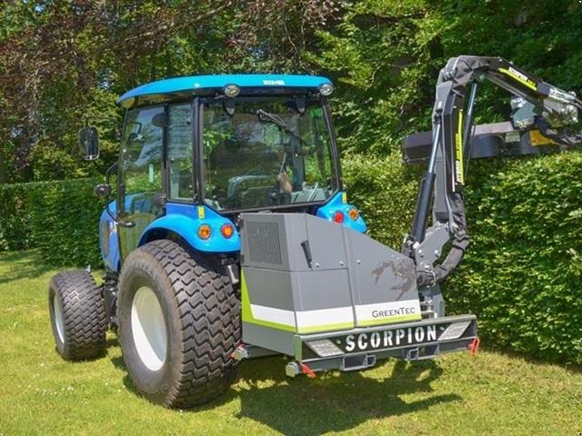 GreenTec Scorpion 330-4 S