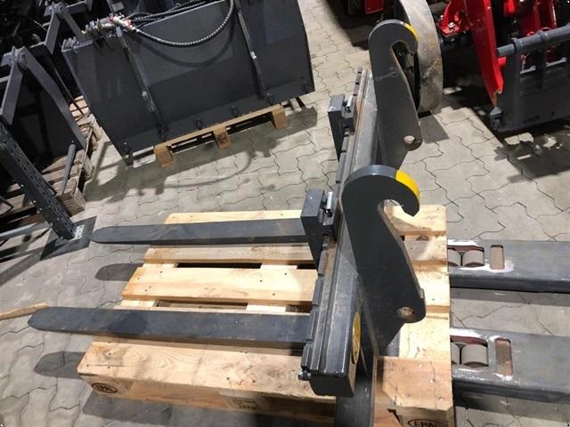 Kirk 2500 kg Kirk Pallegafler