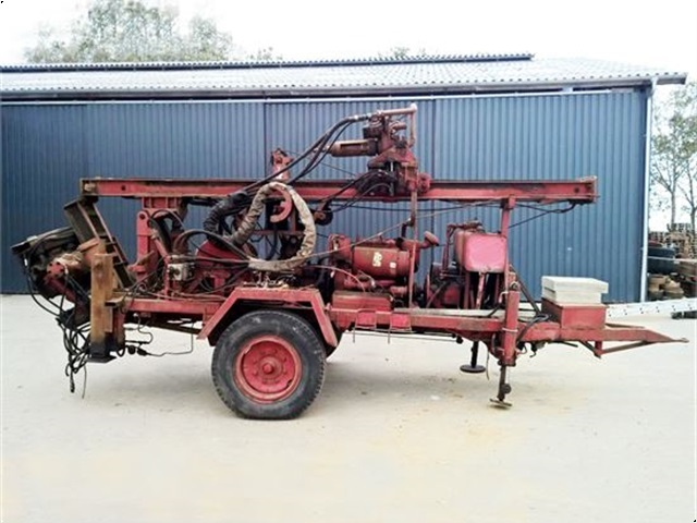 Nordmeyer DSB 1.29 Drilling rig
