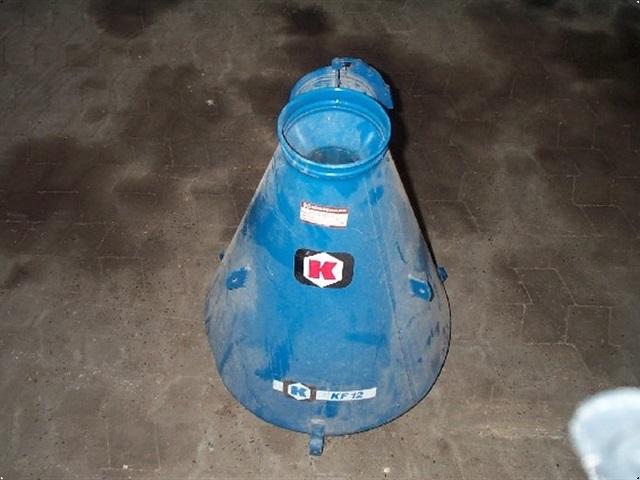 Kongskilde FK12 aspriratør (forrenser)