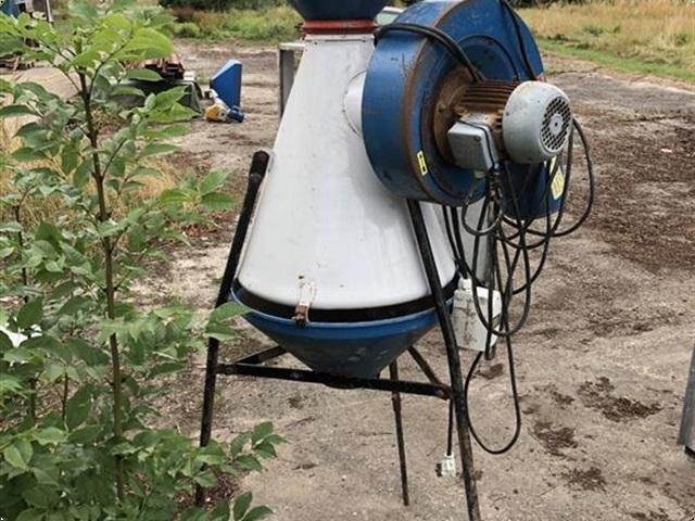 Kongskilde Aspiratør 12 ton timen