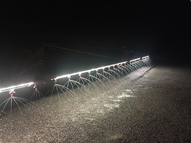 AgroSpray Line Bom LED Lys
