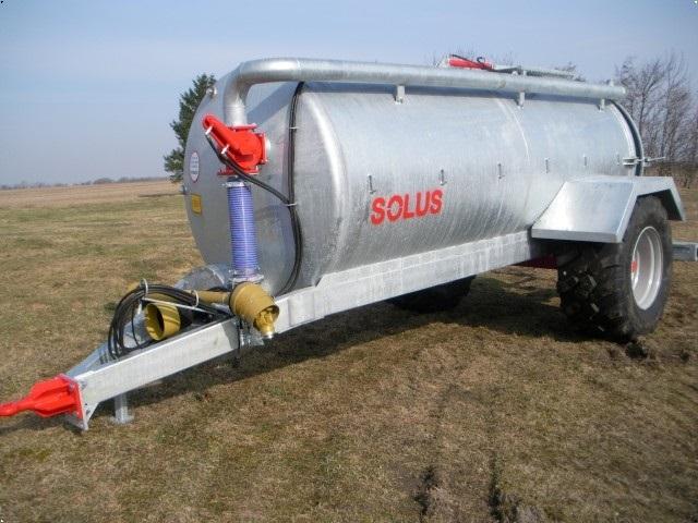 Solus SOLUS GV 8000  FULD  BAGLUGE