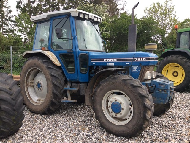 Ford 7810 Force 2 med TURBO