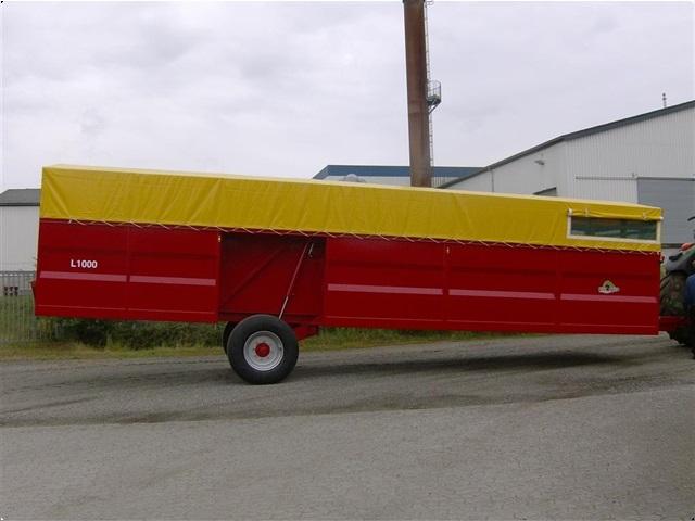 NOC Agro Grisevogn med højdeløft V10250