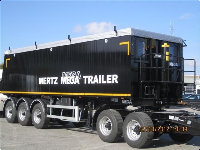 Mega MERTZ MEGA TRAILOR